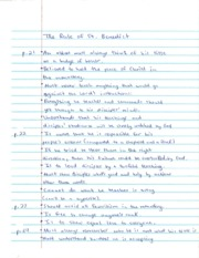 HY 101 St. Benedict Notes
