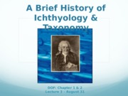 3-History of Ichthyology2015post.pptx