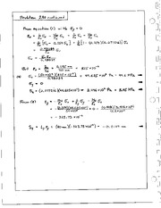 131_Mechanics Homework Mechanics of Materials Solution