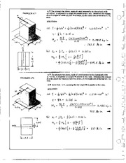 352_Mechanics Homework Mechanics of Materials Solution