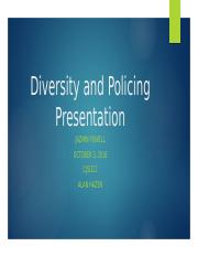 Diversity and Policing Presentation.pptx