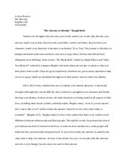 %22The Journey to Identity%22 Rough Draft (Colton Howrey).docx