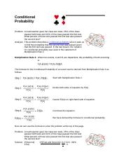 Conditional Probability-problems-student version.docx