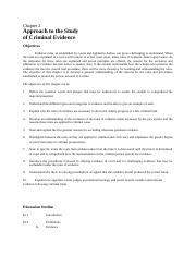 Evidence 10th Chapter 2 Outline and Review Questions.doc