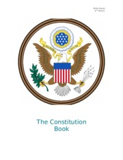 The Constitution Book
