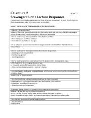 ID Lecture 2 Scavenger Hunt.docx