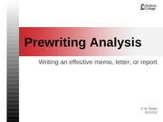 TWRT62PrewritingAnalysisWork