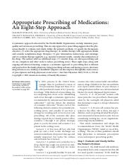 Appropriate prescribing of medication.pdf