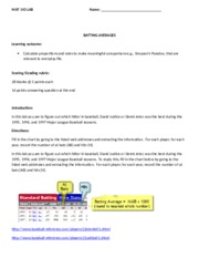 A Report on an Experiment to Determine the Percentage Change in Mass of the Potato Chips due to the