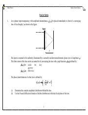 Goodman Fourier Optics Pdf