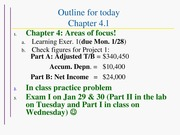Chapter 4.1 power point slides.Income Statement (Tom) (1)