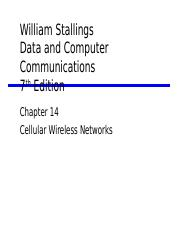 cellular wireless networks.ppt