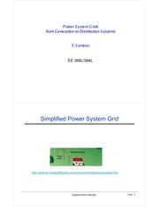 Power System Grids - not printer friendly