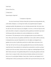 Epistemologies of Ignorance Essay.docx