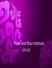 5_Flour and flour mixture