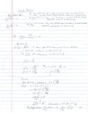 how to do limit proofs