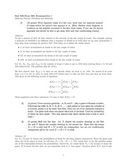 STATS 509 Fall 2014 Midterm Practice Problems and Solutions