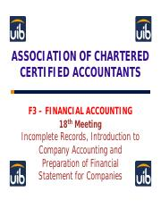 Meeting 18 - Paper F3