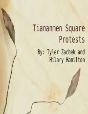 6TiananmenSquareProtests2.ppt