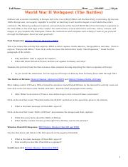 thesis essay layout page