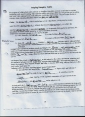 Juding Slaughter Cattle and Replacement Beef Heifers worksheet