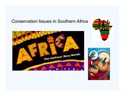 Lecture_9-1_Conservation_Issues_in_Southern_Africa_-