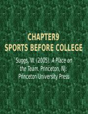 Chapter 91.Sports Before College.pptx