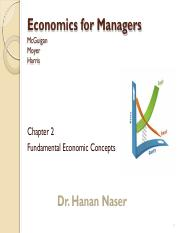 Economics for Managers_chapter 2