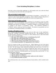 Cases Including Disciplinary Actions.pdf