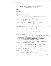 Math 215 Test 1 Summer