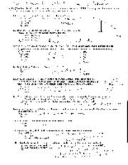 exam 3 - solutions