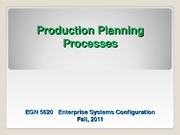 EGN_5620_Enterprise_Production Planning Processes