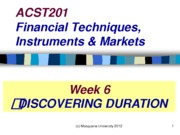 ACST201 Week 6 Lecture