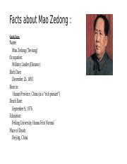Cultural Revolution (China) PowerPoint Presentation.pptx