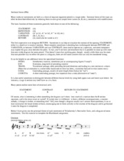 sectional forms handout