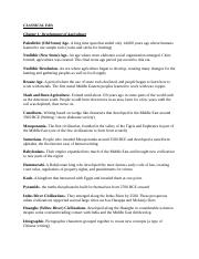 6 Pages Whapstudyguide Chapters 1 4