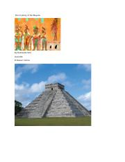 The mystery of the Mayan1234.docx