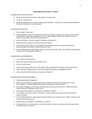 Argumentative essay topics related to power
