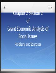 Grant Chapter 2.2 Problems and Exercises.pptx