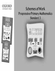 mathematics schemes 3