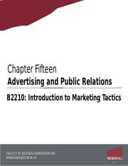 Chapter 15 -Advertising and Public Relations.pptx