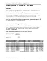 PM5 Derecognition of Financial Liabilities.docx