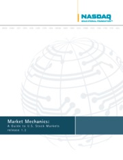 NASDAQ Market Mechanics - A Guide to U.S. Stock Markets