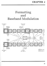 Chapter 2 - FORMATTING AND BASEBAND MODULATION