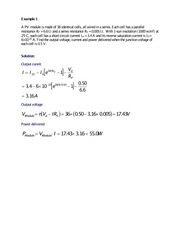 ABE436 - Solution_Lec 7- PV Examples 1-2