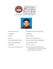 Laporan Ppg 2019 Cth Jihe Docx Nama Guru Pelatih Muhammad Izham Bin Nor Zaime No Matrik D20181084028 Kursus Ismp Geografi Fakulti Fakulti Sains Course Hero
