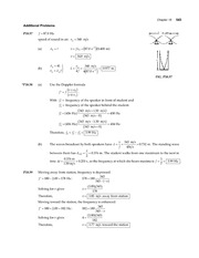 541_Physics ProblemsTechnical Physics