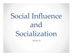 Week 8--Social Influence and Socialization.pdf
