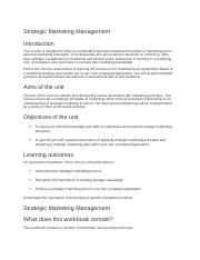 Strategic Marketing Managemen2.docx