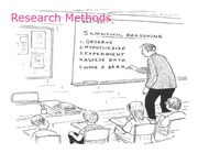 Research Methods(1)